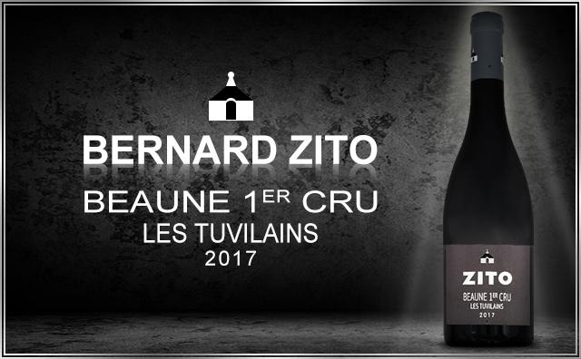 【车库一级园】Bernard Zito Beaune 1er Cru Les Tuvilains 2017