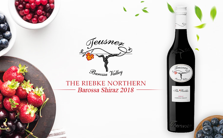 【爆款预定】Teusner The Riebke Northern Barossa Shiraz 2018