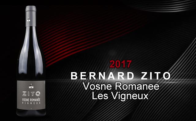 【康帝家的桶】Bernard Zito Vosne Romanee Les Vigneux 2017