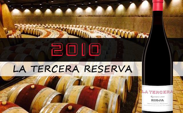 【RP 93】La Tercera Reserva Rioja DOCa 2010