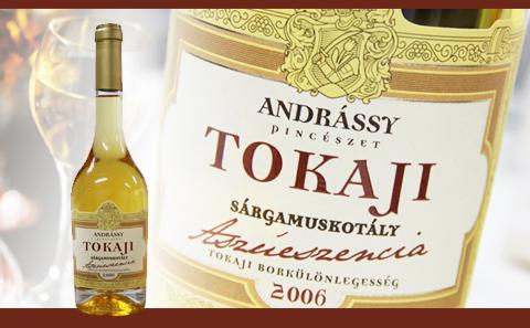 【精品尾货】Andrassy Pinceszet Tokaji Aszu Essencia