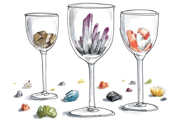 """解读葡萄酒中的""""矿物质""""风味"""