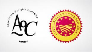 A.O.C. (appellation d'origine controlée) - 原产地命名