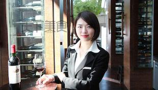 李美玉:2010中国侍酒师大赛北京站冠军
