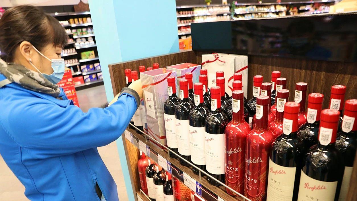 中国拒收2.3万升澳洲葡萄酒 奔富榜上有名