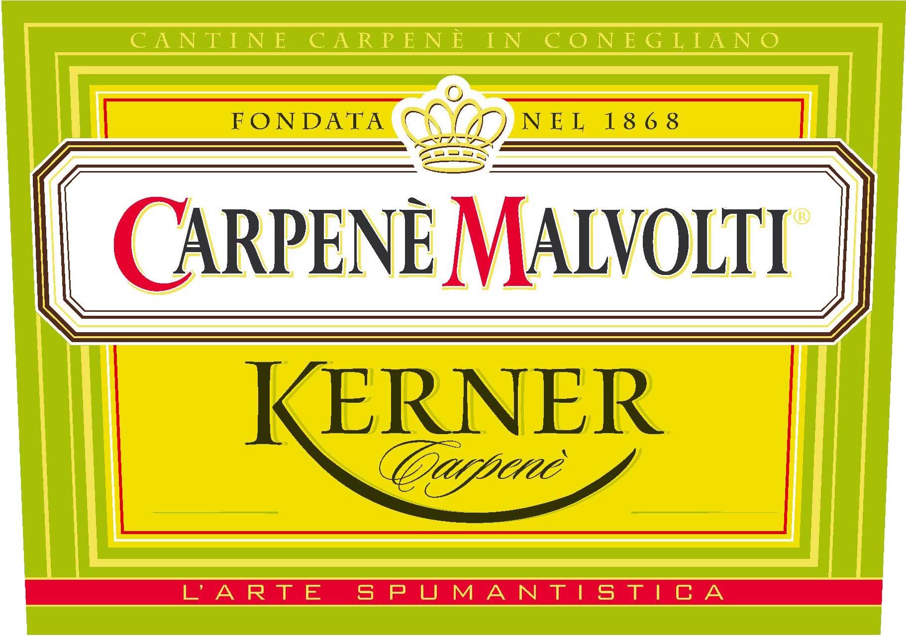卡玛酒庄肯纳起泡Carpene Malvolti Kerner Brut