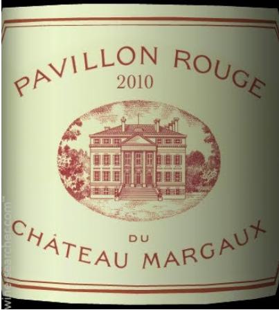 玛歌红亭干红Pavillon Rouge du Chateau Margaux