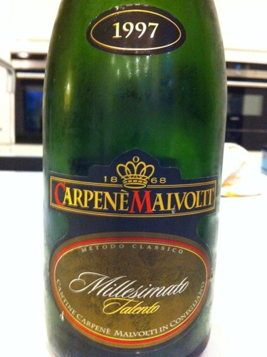 卡玛米勒斯马托起泡Carpene Malvolti Millesimato Brut