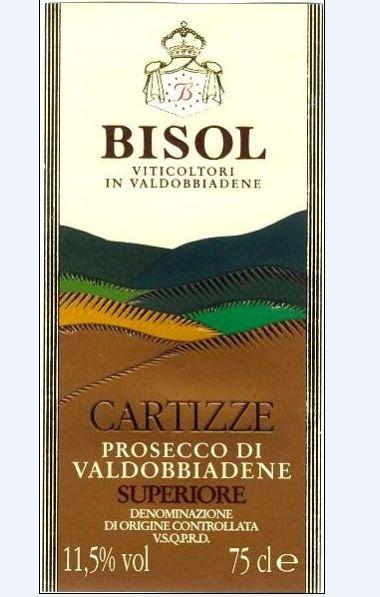 比索卡地泽起泡Bisol Cartizze Dry Spumante