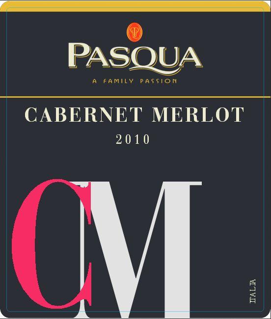 帕斯克赤霞珠梅洛混酿干红Pasqua Cabernet Merlot