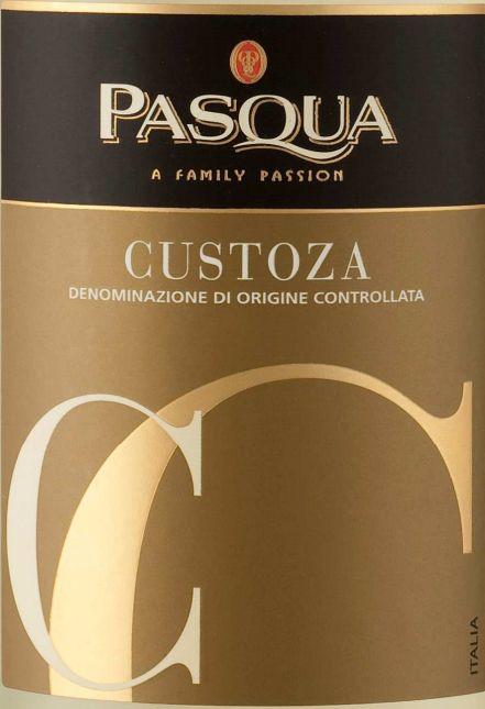 帕斯克科斯多佐干白Pasqua Custoza