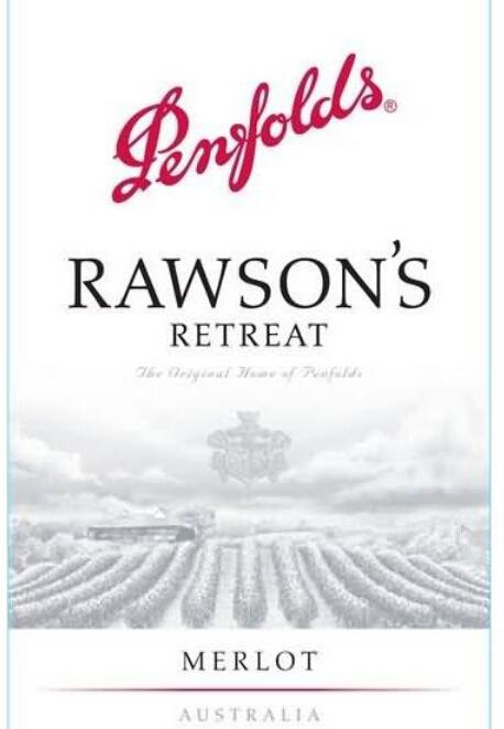 奔富洛神山庄梅洛干红Penfolds Rawson's Retreat Merlot