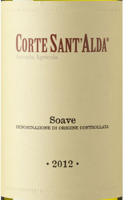 圣阿尔达索阿维干白Corte Sant' Alda  Soave