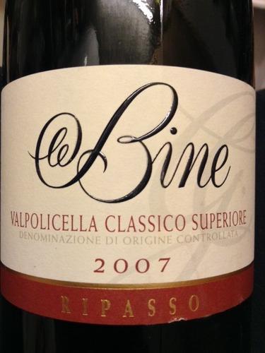 坎帕尼奥拉勒蔓经典高级瓦坡里西拉里帕索干红Campagnola Le Bine Classico Superiore Valpolicella Ripasso