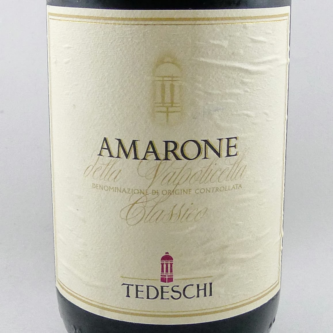 泰得奇阿马罗尼经典干红Tedeschi Amarone della Valpolicella Classico