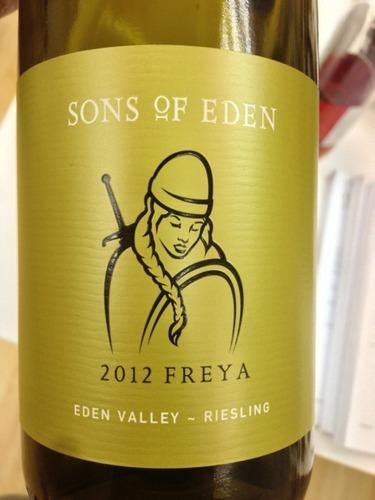 伊顿之子弗雷娅雷司令干白葡萄Sons of Eden Freya Riesling