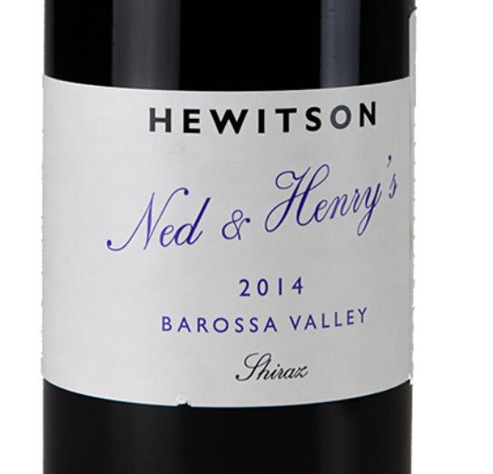 紫蝴蝶庄园兄弟园干红Hewitson Ned & Henrys Shiraz