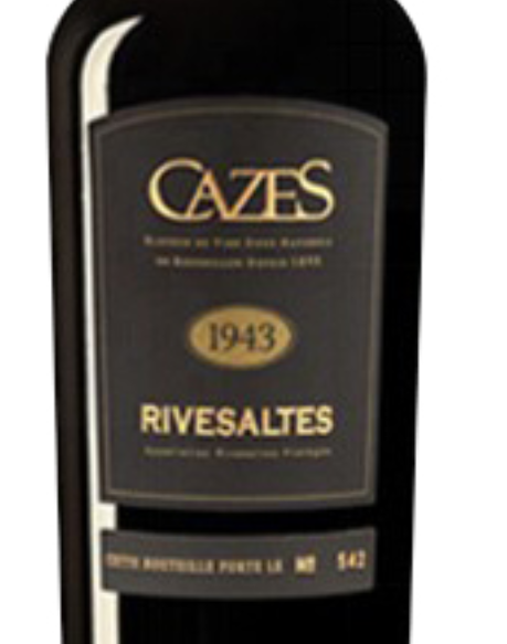 Domaine Cazes Rivesaltes Collections