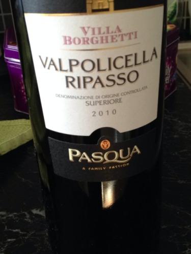 Villa Borghetti Valpolicella Ripasso Superiore